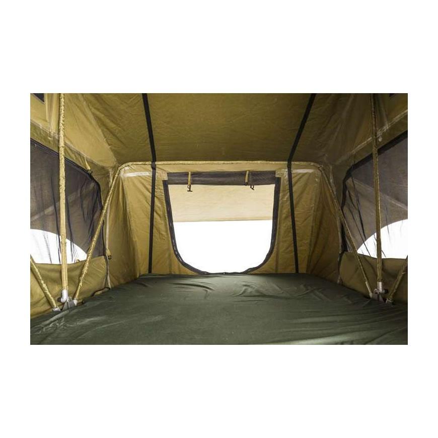 Tente De Toit 224 849 Euros Annexe Incluse Pour Voiture 4x4