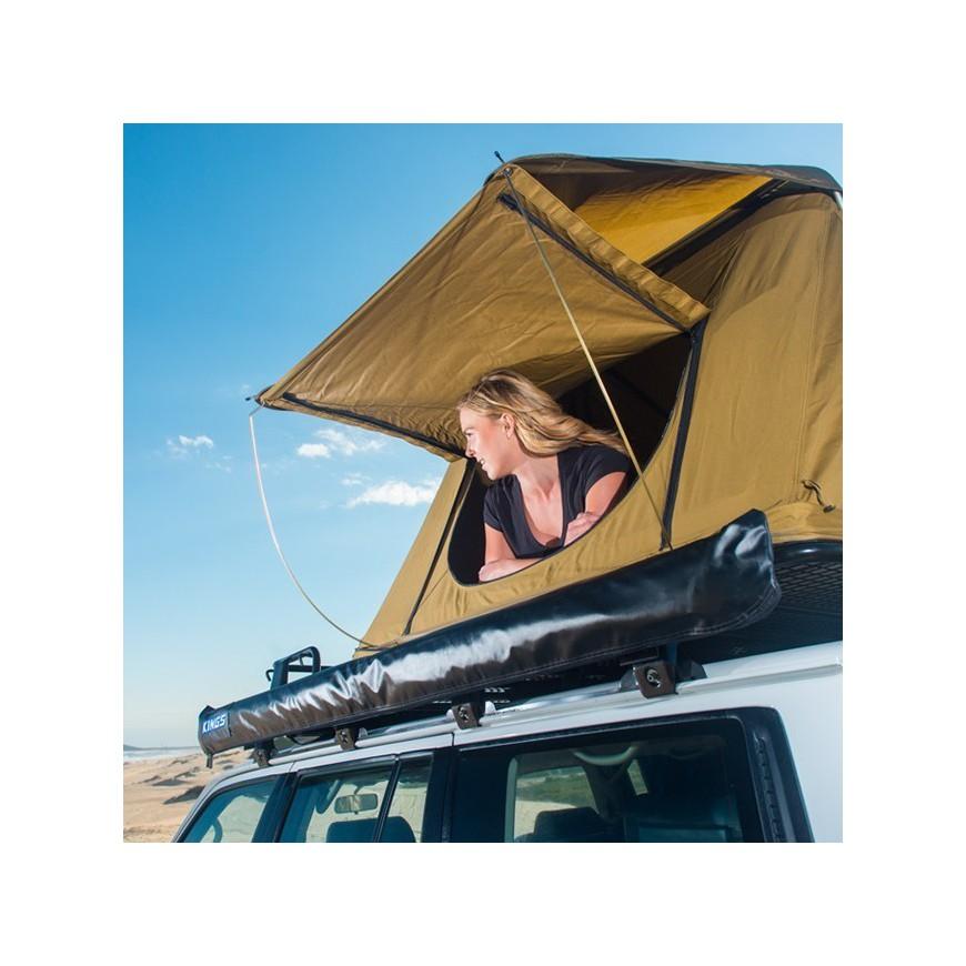 tente de toit 799 euros annexe incluse pour voiture 4x4. Black Bedroom Furniture Sets. Home Design Ideas