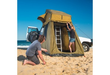 Versione tetto tenda di lusso Kalahari 2 posti