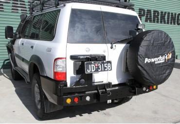 double porte roue Nissan Patrol Y61 (1197-2004)
