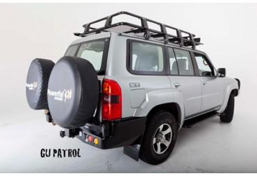 double porte roue Nissan Patrol Y61 (1997-2004)