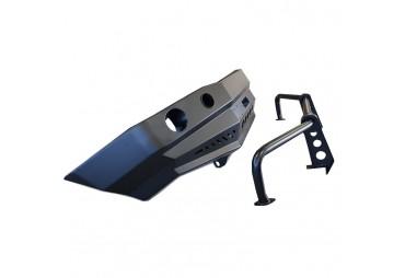 Bullbar  toyota J120 02-09
