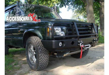 Bullbar removable - LAND ROVER DISCOVERY II