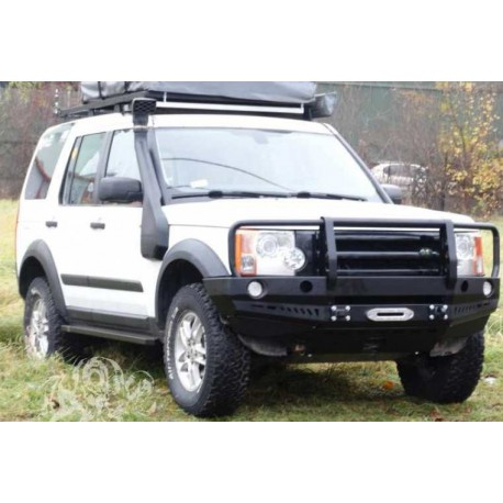 bullbar amovible land rover discovery iii accessoires4x4 ch. Black Bedroom Furniture Sets. Home Design Ideas