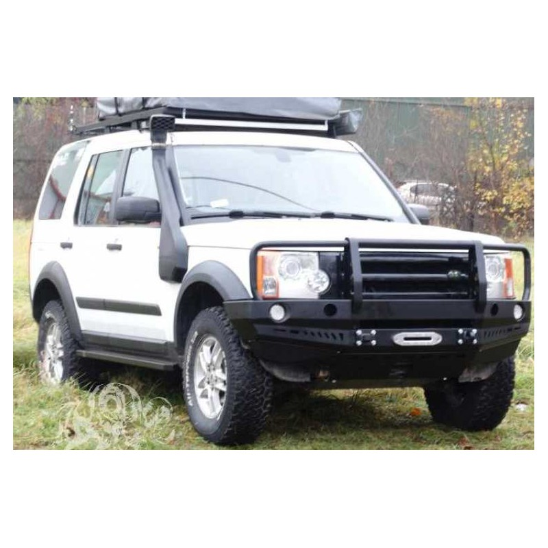 Bullbar removable - LAND ROVER DISCOVERY III