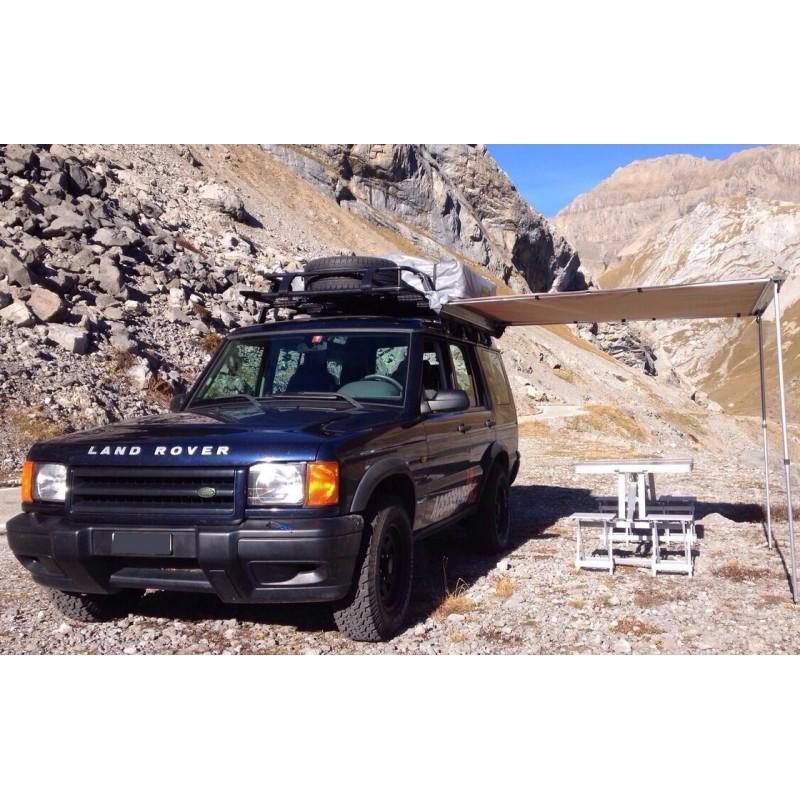 Auvent enroulable Kalahari  2.5 x 2 m