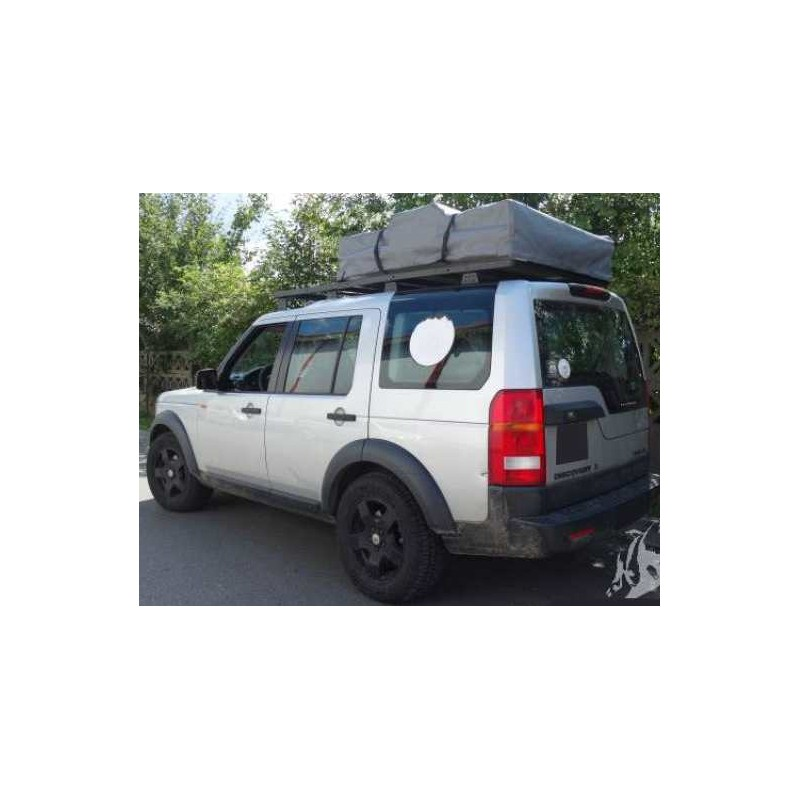 Sold Land Rover Discovery 3 Discov: STEEL ROOF RACK Land Rover Discovery 3