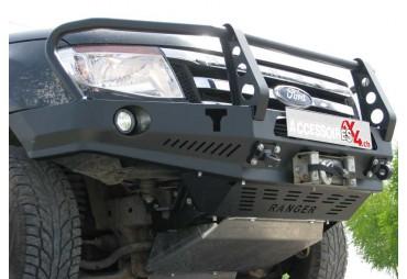 Abnehmbarem Rammschutz Ford Ranger  T6 2011- 2015