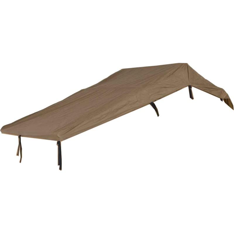 tente de toit version luxe Kalahari