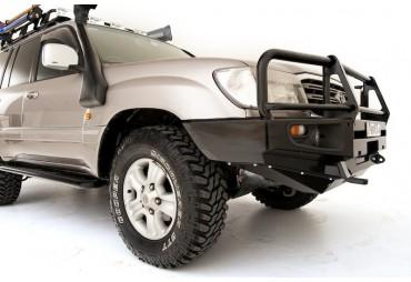 Premium steel bullbar Toyota 100-105 series