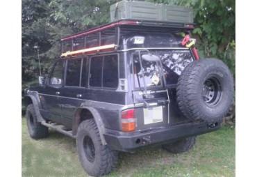 Heckstoßstange Nissan Patrol Y60