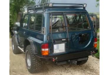 Rear Bumper Nissan Patrol Y60