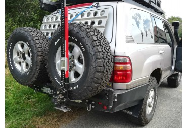 WHEEL CARRIER - TOYOTA LANDCRUISER 100 series