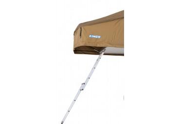2.10 m Ladder Aluminium