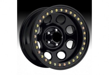 Dim.: 8 x 16 | P.C.D: 5 / 150 | Offset: 15 | CB: 110 | Model: Beadlock Soft 8 | Color: matte black