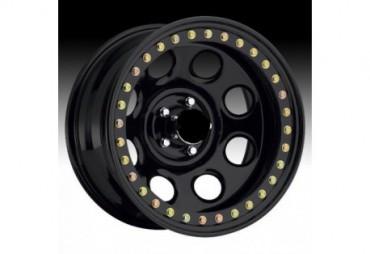 Dim.: 8 x 16 | P.C.D: 5 / 165.1 | Offset: -13 | CB: 124 | Model: Beadlock Soft 8 | Color: matte black