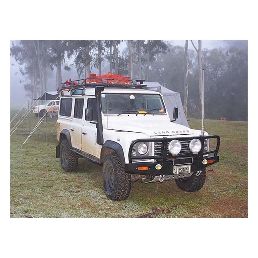 Land Rover Defender 110 Td5 Landroverdefender Td5: SNORKEL LAND ROVER DEFENDER TD5 + SANTANA PS10