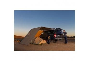 Côté, habillage et paroi pour auvent 4x4 et camping-car