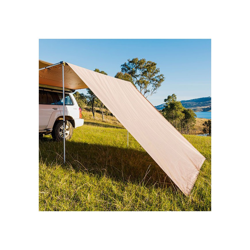 Awning Side Wall, Waterproof, 2.5 x 2,9m - ACCESSOIRES4X4.CH