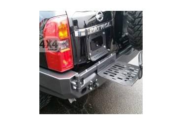 Porta Jerrican Nissan Patrol GU4 30L
