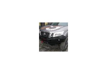 Front bumper without buffalo Nissan Navara D23