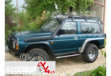 Marches pied Nissan Patrol Y60 Version courte