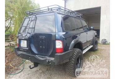 Nissan Patrol Y60 Short Ladder