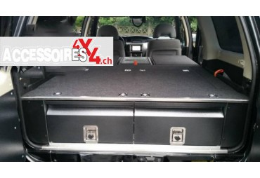 Drawer systeme with sleep option Nissan Y61