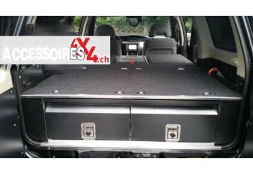 Sistema di cassetti con opzione sleep Nissan Y61