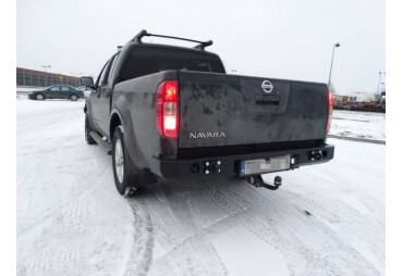 Paraurti posteriore Nissan Navara D40 05-10