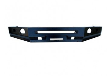 Front bumper without bullbar toyota land cruiser hzj 78
