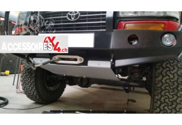 Toyota J80 Chassis Schutzplatte