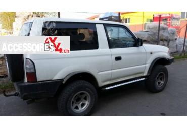 Seitliche Schritte für Version Toyota-Landkreuzer j80 89-98