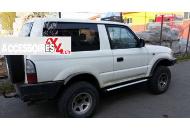 Side steps for version toyota land cruiser j80 89-98