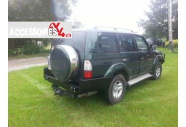 Rear bumper for version toyota land cruiser j80 89-98