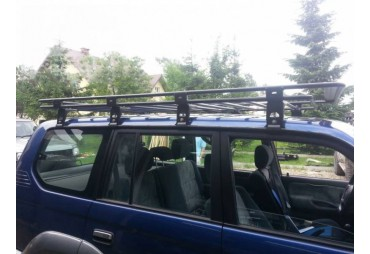 Nissan Patrol Y60 Roofless Roof Rack Long Version