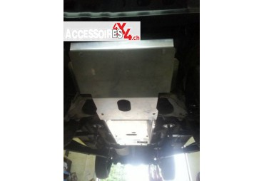 Engine cover toyota land cruiser J95