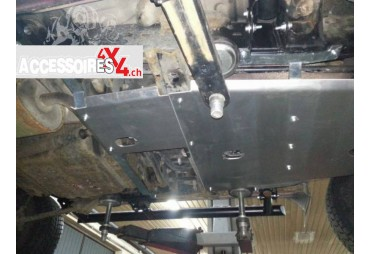 Manuale del riduttore in alluminio Toyota J100 diesel