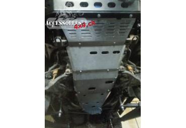 Reducer aluminium cover Toyota J100 diesel manual