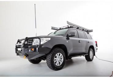 Premium steel bullbar Toyota 200 series