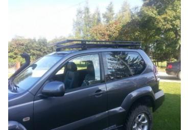 Galerie de toit sans grille Nissan Patrol Y60 Version longue