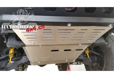 Plaque de protection chassis moteur Toyota J80