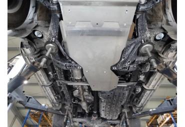 Reducer aluminium cover Toyota J125