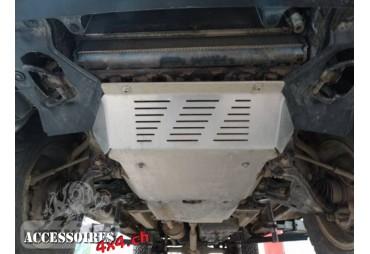 Placa de protección del chasis Toyota J150 09-13
