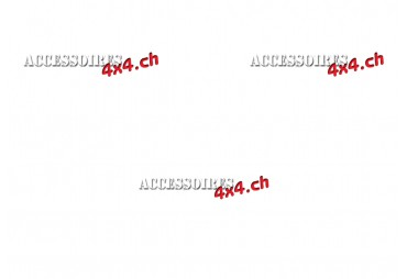 Paraurti anteriore senza bullbar toyota land cruiser j80 89-98