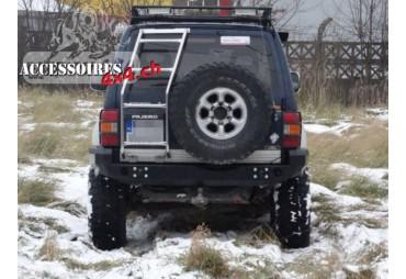 Rear bumper for version toyota HILUX Revo 2016