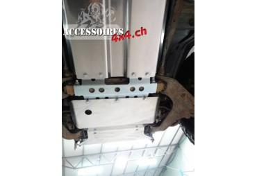 Untersetzungsgetriebe Aluminium Abdeckung MITSUBISHI PAJERO II 91-99 automatisch