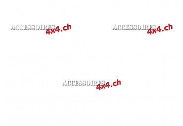 Portapacchi con griglia Toyota HILUX 05-08