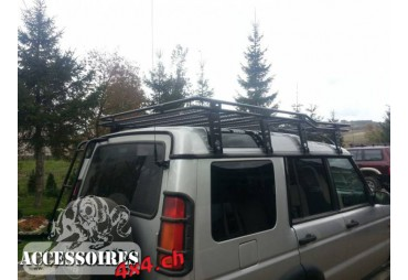 Roof rack with mesh Toyota HILUX 05-08