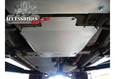 Gearbox aluminium cover Toyota J100 Diesel manual